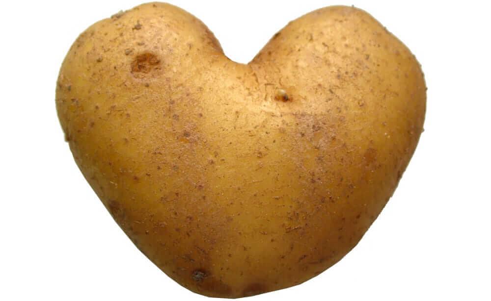 Die Kartoffel sagt DANKE!